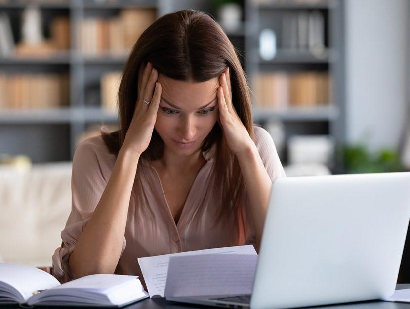 non sentirti sopraffatta dal lavoro