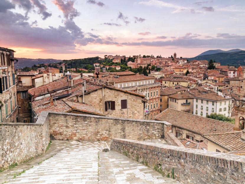 Perugia Umbria
