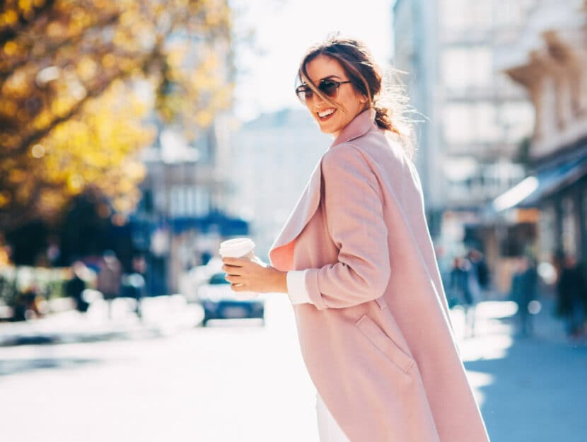 Ottobre rosa collezioni moda