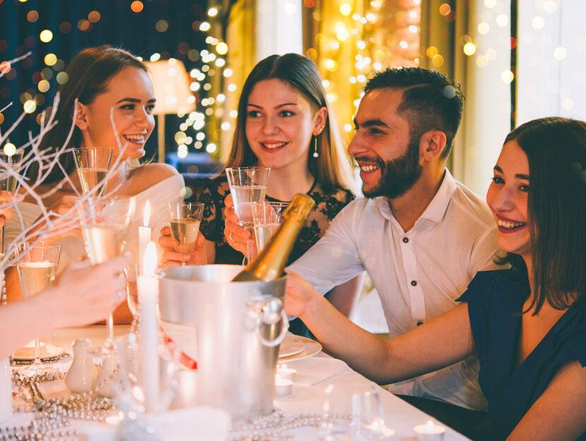 regole di bon ton party aziendali
